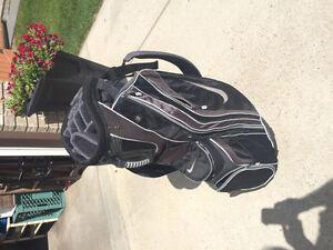 Nike Golf Bag Black lite weight