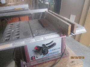 Tools Table saw