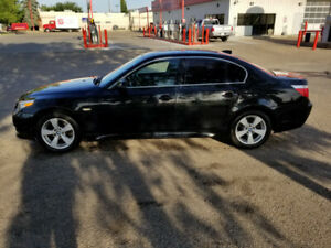 2007 BMW 530 XI ALL WHEEL DRIVE ONLY 123000K