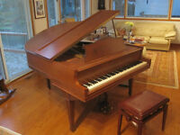Chickering Grand Piano - 5' 4""