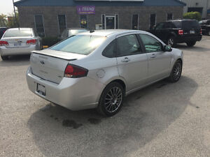 SALE! 2010 Ford Focus SES Auto Safety & Etested! Loaded! 143 K's Windsor Region Ontario image 4
