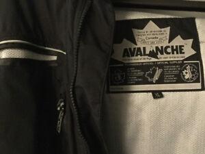 Men's Avalanche Ski Jacket and pants