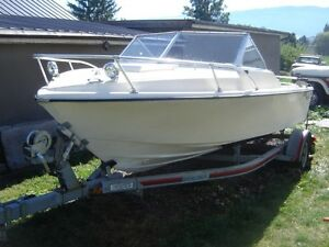 Sangster 18ft with 140 hp Mercruiser