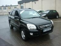 2005 Kia Sportage 2.0CRDi XS 4x4 Finance Available