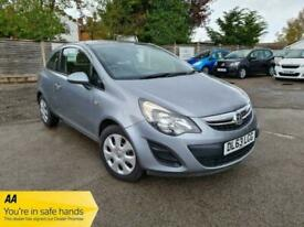 image for 2013 Vauxhall Corsa 1.2 EXCLUSIV AC 3d 83 BHP Hatchback Petrol Manual