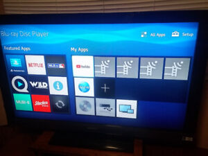 """40"""" Sony LCD & Blu-Ray + Home Theater PC i3 3.3Ghz, 6Gb, 3Tb"""