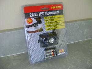LED HARDHAT HEADLIGHTS