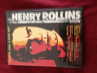 The Henry Rollins Show: Season One (3-Disc Set)