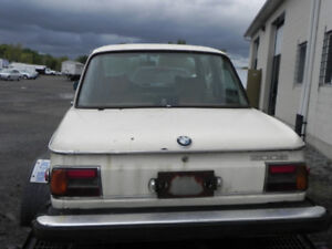 bmw 2002's for parting out