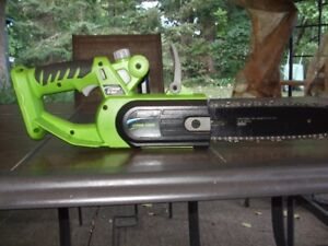 WANTED 18V EARTHWISE CHAIN SAW