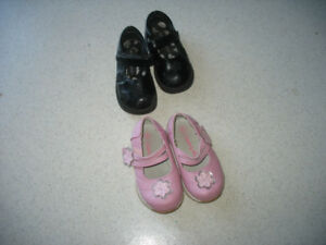 Girls kids size 6 shoes