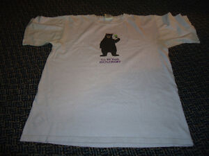 Ladies Size L/G ****Hatley*** Hucklebeary Short Sleeve T-Shirt Kingston Kingston Area image 1