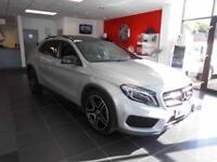 Mercedes-Benz GLA Gla220 Cdi 4matic Amg Line Premium Plus DIESEL 2014/64