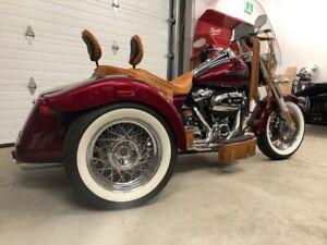 2017 Harley Davidson Free Wheeler
