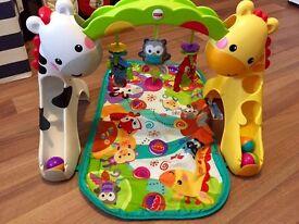 Fisher Price Newborn - Toddler Play Gym