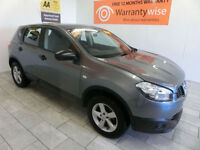 2012 Nissan Qashqai 1.5 dci ***BUY FROM ONLY £38 PER WEEK***