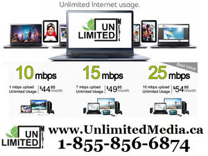 Unlimited Internet, TV & Home Phone Under $100 Monthly Peterborough Peterborough Area image 2