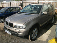 BMW X5 3.0 SE DIESEL AUTO 2006