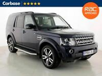 2014 LAND ROVER DISCOVERY 3.0 SDV6 HSE Luxury 5dr Auto SUV 7 Seats