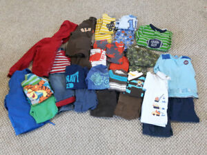 Size 3T Boys Clothing - Lot 2
