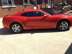 2010 Camaro only 43500kms