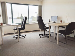 $850 Private Office   Coworking Space   3-4 People