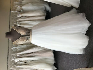BRAND NEW wedding dresses for sale - $600 or Best Offer