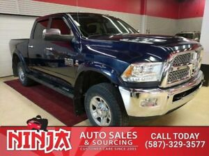 2013 Ram 3500 Laramie Diesel Crew Sunroof Nav Remote Start
