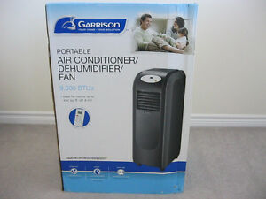 New 3 in 1 Air Condition/ Dehumidifier/ Fan with remote