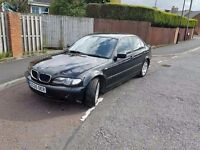 2005 BMW 320 TURBO DIESEL SE IN STUNNING CONDITION EXCELLENT DRIVE