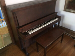 PIANO - Mason & Risch