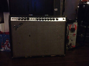 FENDER TWIN REVERB 1980 SILVERFACE (New Price)