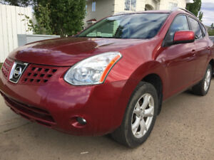 2009 Nissan Rogue ALL-WHEEL DRIVE