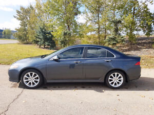 2006 Acura TSX Fully loaded (winter tires and remote starter)