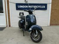 Vespa PX 125 2014, Only 8,000 miles, 1 owner from new, FSH