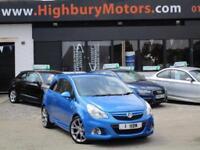 2011 Vauxhall Corsa 1.6 i Turbo 16v VXR Blue 3dr