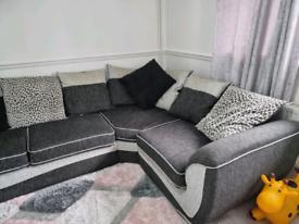 Gorgeous super comfy corner sofa