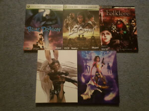Misc Game Guides - Final Fantasy, Blue Dragon, Lost Odyssey
