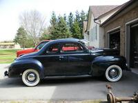 1940 dodge 2 door coupe