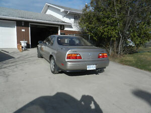 Acura Legend  2 door Coupe