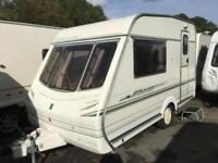 ☆ ABBEY IONA 1999/2000 MODEL ☆ TOURING CARAVAN 2 BERTH ☆ 1 OWNER FROM NEW ☆RARE☆