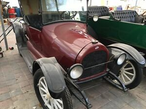 1916 Willy's Overland Model 75