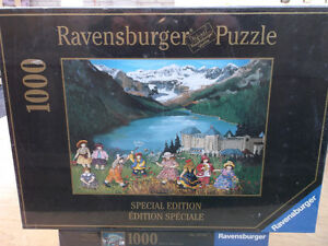 Puzzle Ravensburger 1000 Piece Cornwall Ontario image 3