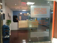 Registered Massage Therapist - needed for downtown health clinic