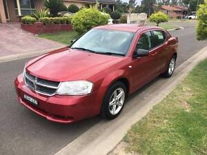 2007 Dodge Avenger 4 Cylinder Nov 2017 Rego  low Km Like NEw Rooty Hill Blacktown Area Preview