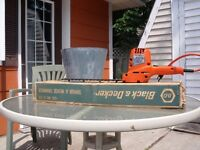 Shrub and Hedge Trimmer