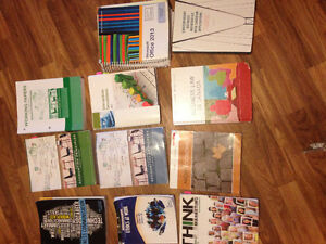 First year NBCC business accounting books