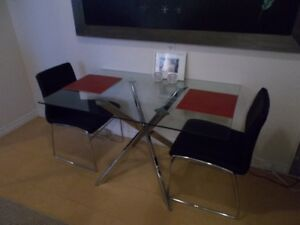 GREAT DEAL...Awesome apartment size dinning table for sale