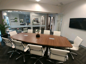 Professional Conference Table