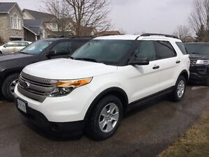 2013 Ford Explorer Base SUV, Crossover